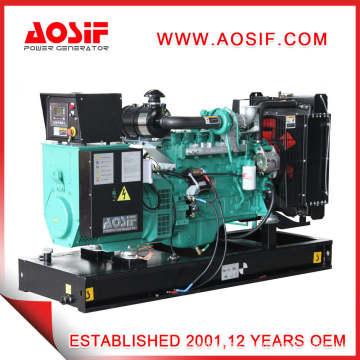 Diesel Power Generator Set with Brushless Alternator