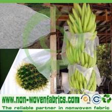 UV Retardant PP Spunbond Nonwoven Banana Bags