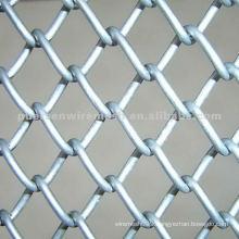 Galvanized Chain Link Fencing Mesh 11gauge