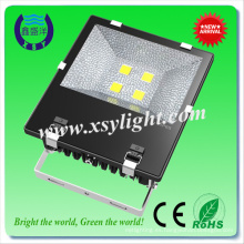 ¡Luz al aire libre del LED !!! Bridgelux chip Mean Well Driver 200 vatios LED de inundación