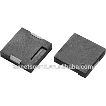 12 * 12mm abertura lateral smd zumbador piezo 5v buzzer