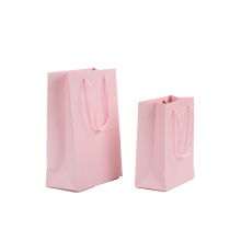 Pink Shopping Bags China Manufacturer Wholesale (PBS-P-B serie)