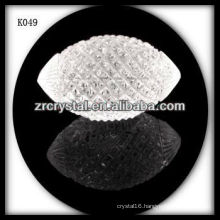 crystal football K049