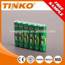 R03 size AAA Heavy duty battery with very low price