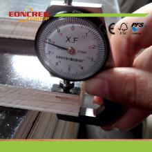 A madeira compensada comum da junção do dedo / filme do dedo enfrentou a madeira compensada