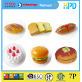 Bright Color Play Food Set Cutting Toy