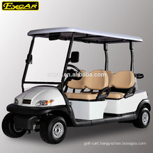 4 seats cheap electric golf cart for sales 48V CE certification