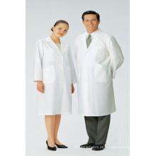 Largura Estreita Polyester65% / Cotton35% Tecido Uniforme Médico