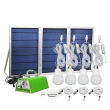 Sistema de energía solar portátil de alta eficiencia de 30w