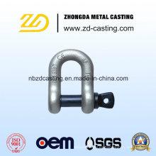 Hardware de rigging de alta calidad de acero inoxidable