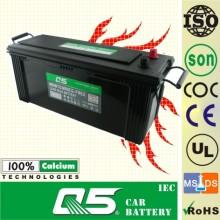SS N120, 12V120AH, Australia Model, Auto Storage Maintenance Free Car Battery