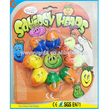 Charming Fashion High Quality Novelty Design Smile Moody Face Ball Toy