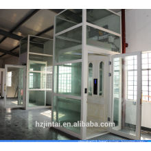 Luxury panoramic glass elevator for home,villa lift