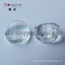 Best Price Clear Tile Shape Pave Beads 14m