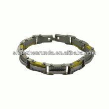 Crystal pave mens bracelet Christmas vners diamond bracelet jewellery Manufacturer & Factory & Supplier