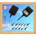 Высокое качество CE ЦБ САА КС ГС 12 в 500 мА переменного тока адаптер питания