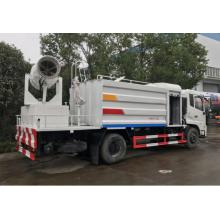 Camión rociador de agua en aerosol para desinfección de Dongfeng