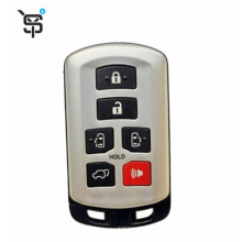 folding key shell for Toyota key remote case 6 bottom YS200171