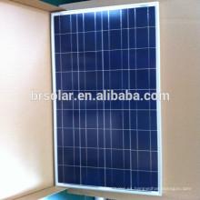 precio de una célula solar, precio de célula solar de silicio policristalino con alta eficiencia, utilizado para el hogar, iluminación, planta.