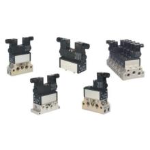 ISO5599-1 стандартный ЕСВ серии пневматический электромагнитный клапан