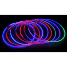 Tri-Color Glow Stick Necklace (XLT6580-3)