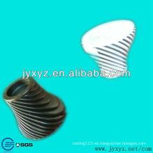 Shenzhen diseño de alta calidad llevó piezas de la bombilla
