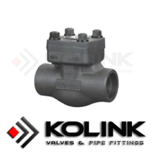 Forged Steel Check Valve, Forged Steel Valve, Piston Check Valve