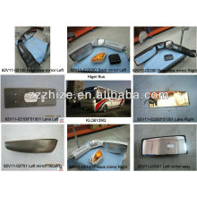 buses and coaches mirrors for yutong higer