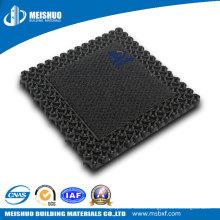 Non Slip Flexible Removable Rubber Mat for Floor