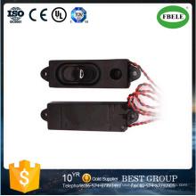 8ohm 2watt Mini Video Monitor Speaker Box with Plastic