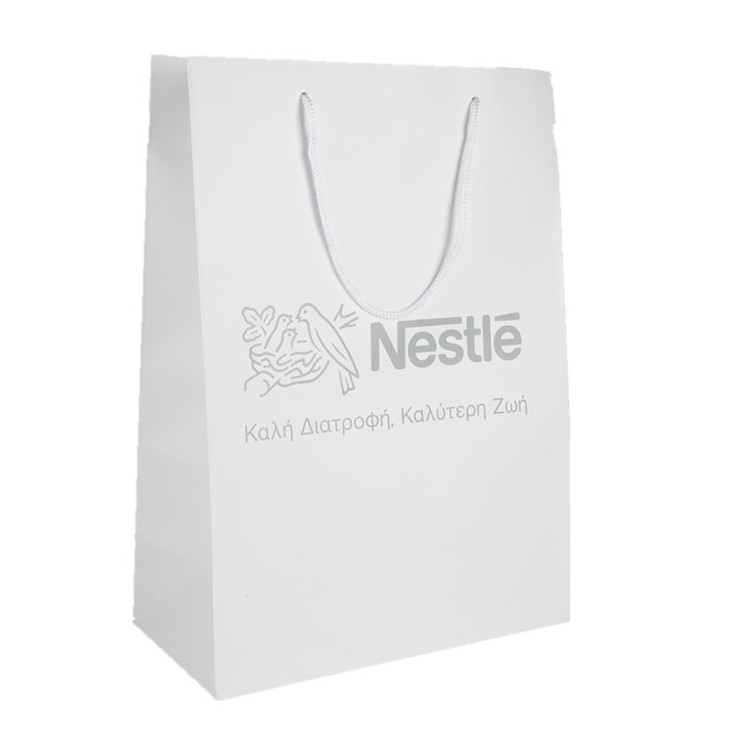 Small White Paper Bags