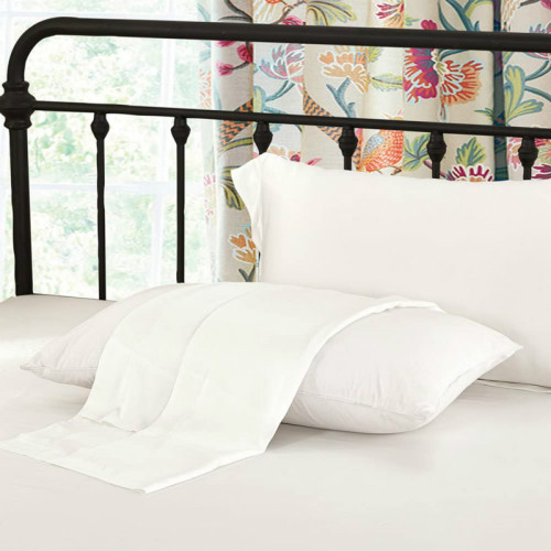 Oxford 2Taie d'oreiller Charmeuse Silk Double-side Queen 50x80cm