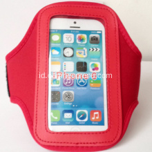 Waterproof Neoprene Armband Adjustable untuk iphone
