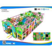 2016 Children Indoor Soft Playground Equipment for Sale, Yl24068t