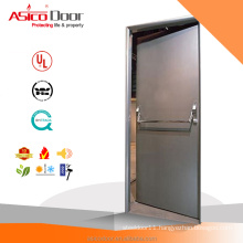 WH Intertek UL listed Steel Fire Door 180minutes Fire Rating QCD Approved