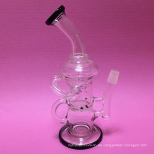 Wunder-Recycler-rauchende Glaswasser-Rohre