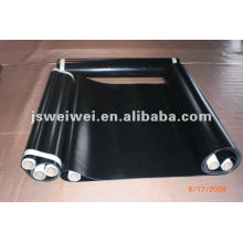 China manufacturer fusing machine conveyor belt
