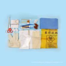 Novos kits de troca de sutura estéril descartáveis de produção