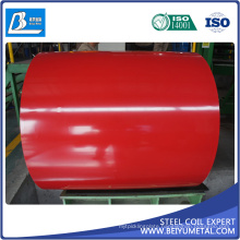 PPGL Aluzinc Cold Rolled Prepainted Galvalume Steel
