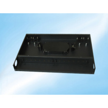 12 Fibers Fixed Rack-Mount Fiber Optic Distribution Frame