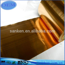 Professional Gold Foil Tape Factory Price Wholesale