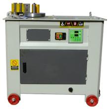 Máquina de dobra de estribo de aço