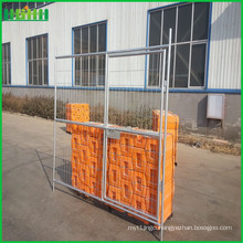 temporary fence mesh chain