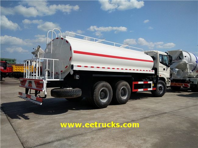 Foton Water Spray Trucks