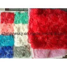2015 Fashionable China Manufactorer Polyester Spun PV Plush Fleece
