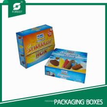 Cajas de papel de fabricantes de helados