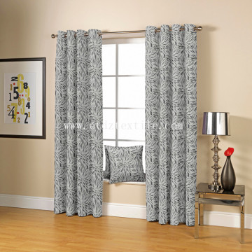 2016 HIGH GRADE POPULAR JACQUARD CURTAIN