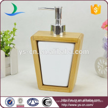 YSb40015-01-ld Hot sale yongsheng ceramic bathroom lotion dispenser