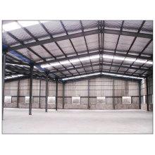 Prefabricated Steel Structure Warehouse (SSW-16060)