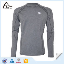 Man Sexy Gray Color Shirts Fitness Wear